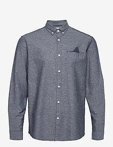 Shirts woven - basic shirts - navy 5