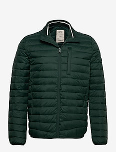 Jackets outdoor woven - vestes matelassées - dark green