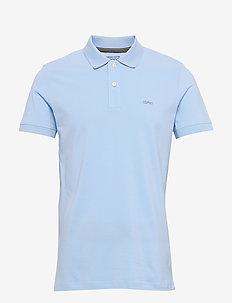 Polo shirts - short-sleeved polos - light blue