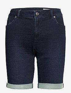 Shorts denim - denim shorts - blue rinse