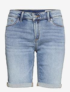 Shorts denim - denim shorts - blue light wash