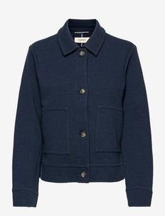 Jackets indoor woven - plonos striukės - navy