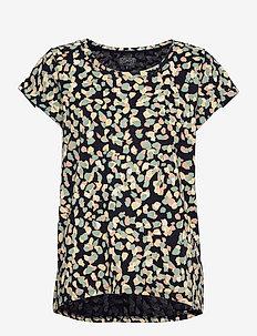 T-Shirts - t-shirt & tops - navy
