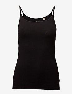 T-Shirts - sleeveless tops - black