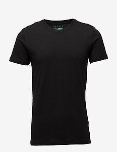 T-Shirts - basic t-shirts - black