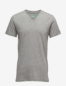 T-Shirts - kortermede t-skjorter - medium grey