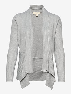 Sweaters cardigan - cardigans - light grey 5