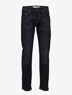 Pants denim - regular jeans - blue dark wash