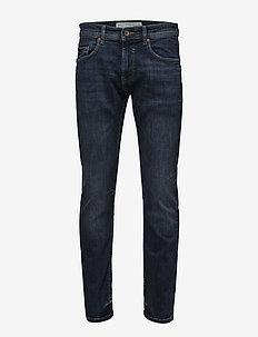 Pants denim - regular jeans - blue medium wash