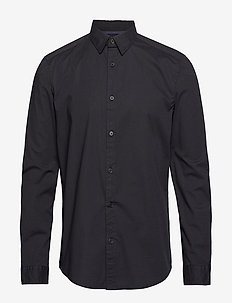Shirts woven - business shirts - black 2