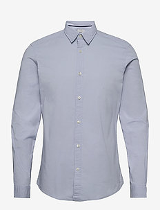 Shirts woven - business shirts - light blue