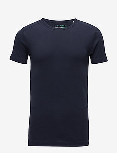 T-Shirts - basic t-shirts - navy
