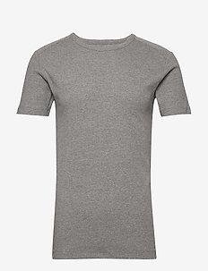 T-Shirts - basic t-shirts - medium grey