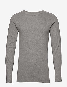 T-Shirts - t-shirts basiques - medium grey
