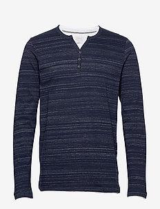 T-Shirts - basis-t-skjorter - navy