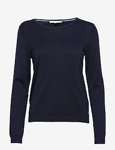 Sweaters - jumpers - navy