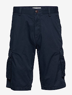 Shorts woven - cargo shorts - navy