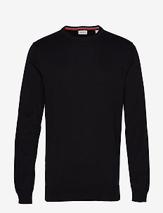 Sweaters - basic knitwear - black
