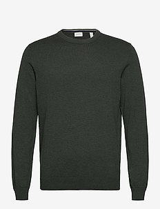 Sweaters - tricots basiques - dark green