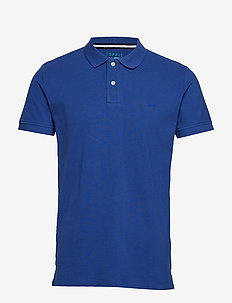 Polo shirts - polos à manches courtes - bright blue