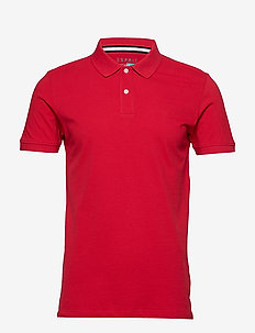 Polo shirts - RED
