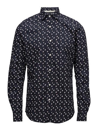Shirts woven - NAVY