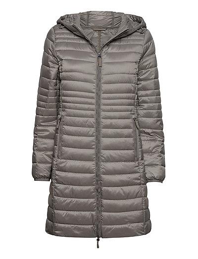 Coats Woven Gefütterter Mantel Grau ESPRIT CASUAL