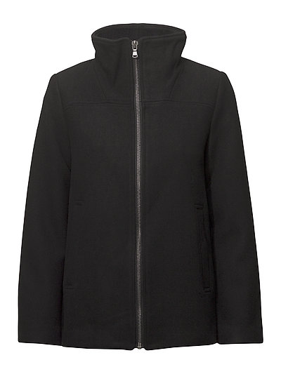 Jackets outdoor woven - BLACK