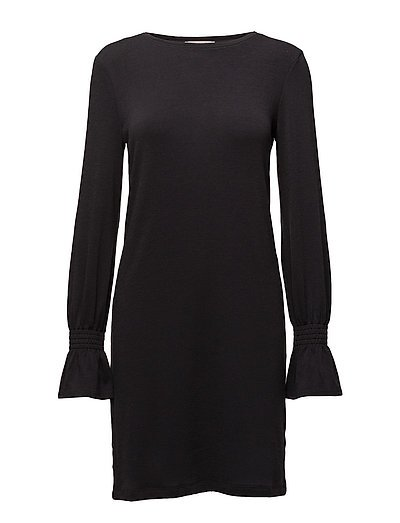 Dresses knitted - ANTHRACITE