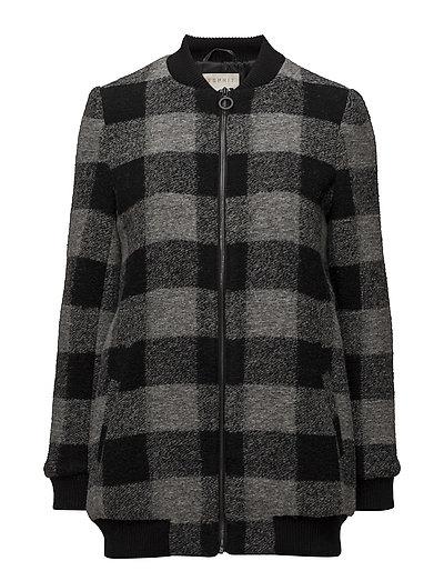 Coats woven - GUNMETAL 5