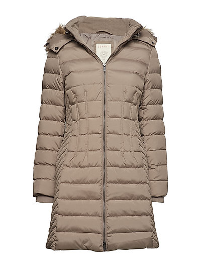 Coats woven - TAUPE