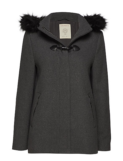 Jackets outdoor woven - DARK GREY