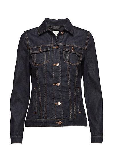 Jackets indoor denim - BLUE RINSE