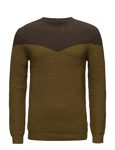 Sweaters - LEAF GREEN