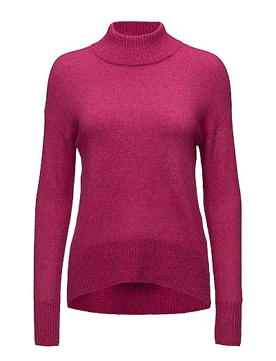 Sweaters - BORDEAUX RED