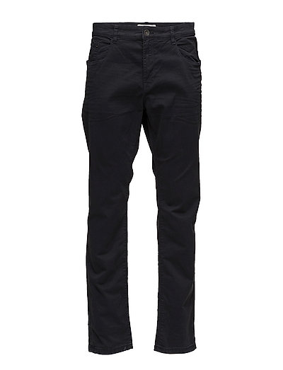 Pants woven - ANTHRACITE