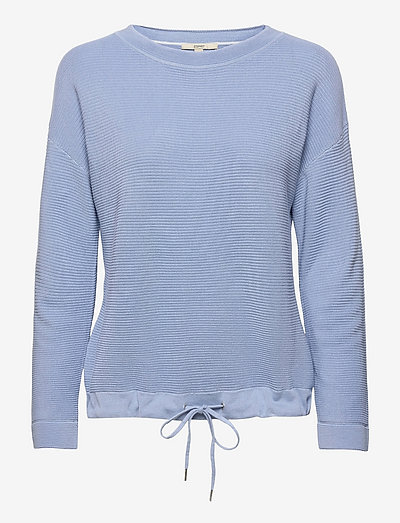 Sweaters - trøjer - pastel blue