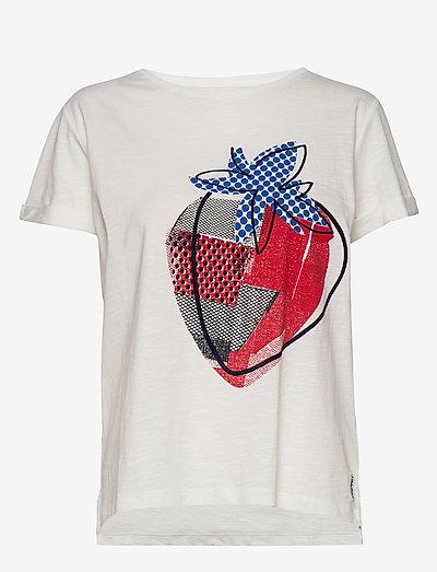 T-Shirts - t-shirts - off white