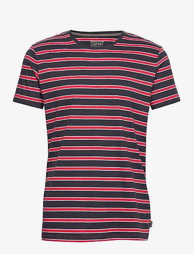 T-Shirts - kortærmede t-shirts - red 3