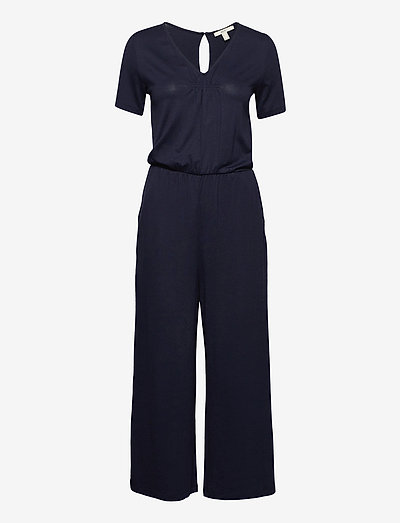 Overalls knitted - clothing - navy