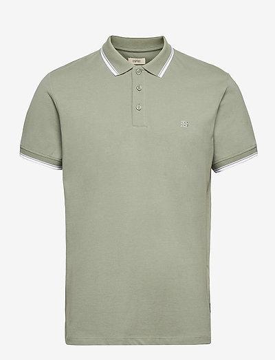 Polo shirts - kortærmede - light khaki