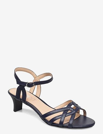 Formal Shoes others - højhælede sandaler - navy