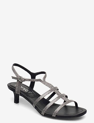 Formal Shoes others - højhælede sandaler - grey