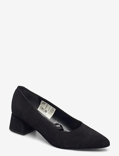 Formal Shoes leather - klassiske pumps - black