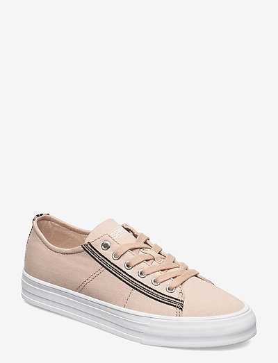 Casual Shoes textile - lave sneakers - sand
