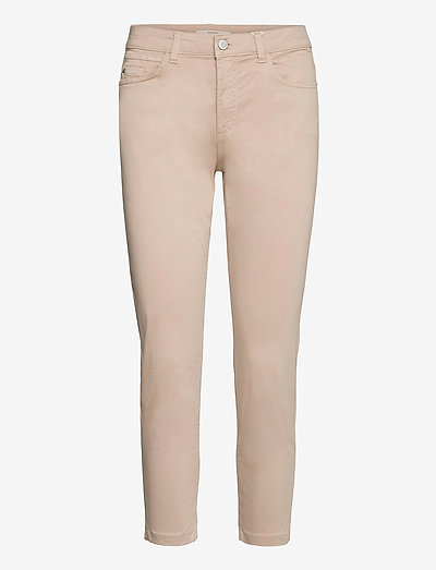 Pants woven - slim fit bukser - light beige