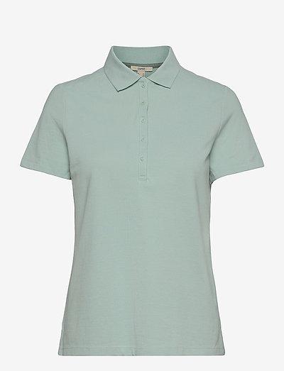 T-Shirts - poloskjorter - light aqua green