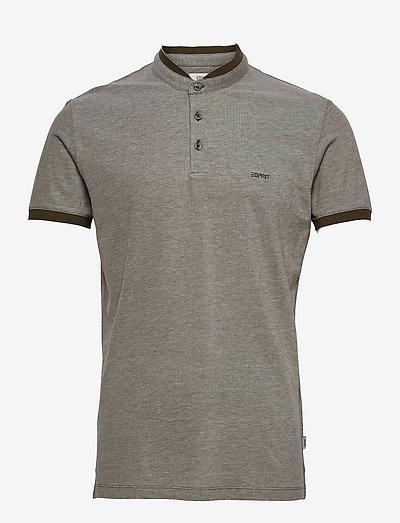 Polo shirts - poloshirts - dark khaki 2