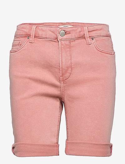 Shorts woven - denimshorts - nude