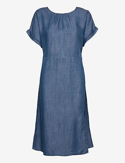 Dresses denim - vapaa-ajan mekot - blue medium wash